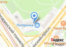 Компания «Авторевю» на карте