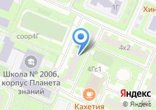 Компания «Razrabotka.pro» на карте