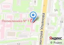 Компания «Славянская клиника Клиника похудения Елены Морозовой Тула» на карте