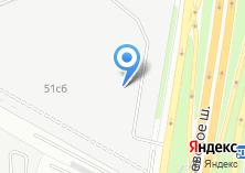 Компания «Спецавтопредприятие г. Москвы Северо-Восточного административного округа» на карте