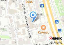Компания «Евразийская Экономическая Комиссия» на карте