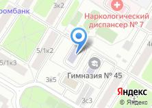 Компания «Детский сад №433» на карте