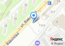 Компания «ЗакройКредит» на карте