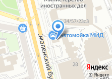 Компания «Нота-Банк» на карте