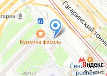 Компания «Магазин женского белья на Ленинском проспекте» на карте