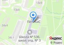 Компания «МГПУ» на карте