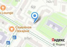 Компания «IQmama» на карте