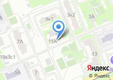 Компания «ДЕЗ Бутырского района» на карте