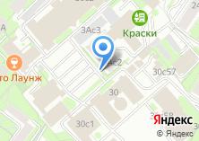 Компания «Мой уютный дом» на карте