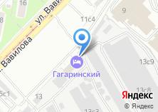 Компания «Эль» на карте