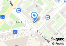 Компания «Магазин фруктов и овощей на Тишинской площади» на карте