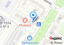 Компания «ДЕЗ Академического района» на карте