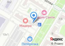 Компания «Жилищник района Академический» на карте