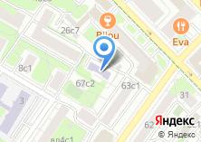 Компания «Детский сад №1842 Пересвет» на карте
