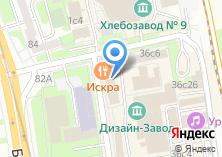 Компания «Iskra» на карте