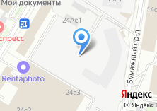 Компания «ДМСТОМ» на карте