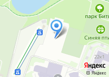 Компания «Гром» на карте