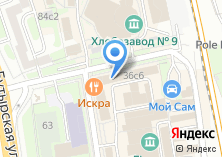 Компания «ТаксиРент777» на карте