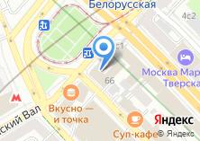 Компания «ММпринт» на карте