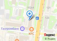 Компания «Вкоробке» на карте