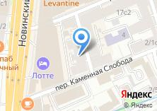 Компания «Onix» на карте