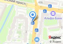Компания «Gsm-мастер» на карте