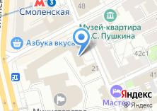 Компания «Автошкола МИД» на карте