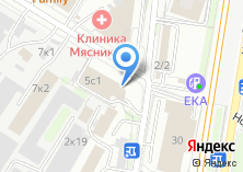 Компания «Управление капитального строительства» на карте