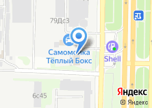 Компания «Квадрат М» на карте