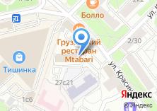 Компания «SST DESIGN» на карте