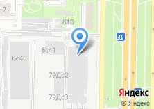 Компания «STO001» на карте