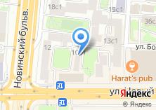 Компания «Ткани Милано» на карте