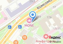 Компания «Снайдеро Центр Кухни Москва» на карте
