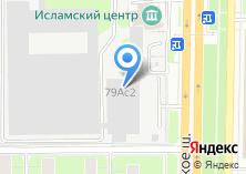 Компания «Московский конструкторско-производственный комплекс» на карте