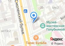 Компания «ЮСТИЦИЯ» на карте