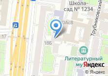 Компания «GMT Clinic» на карте