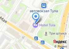 Компания «Диалог.РФ» на карте
