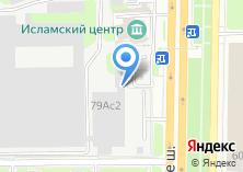 Компания «ВСЕ КРАСКИ» на карте