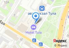 Компания «Геостройпроект» на карте