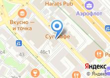 Компания «Московский Региональный центр связи» на карте
