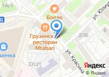 Компания «Свежая газета» на карте