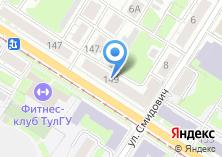 Компания «Центральная городская библиотека им. Л.Н. Толстого» на карте