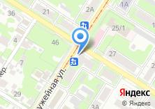 Компания «Монтажспецстрой» на карте