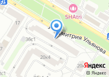 Компания «Пуховый платок» на карте