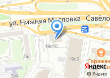 Компания «Пресс Бюро» на карте