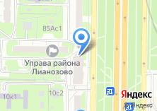 Компания «Муевод» на карте