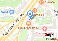 Компания «7-Тур» на карте