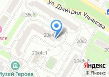 Компания «Shubki.com» на карте