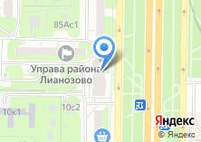 Компания «KoreaAutoParts.ru» на карте