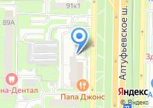 Компания «Техногарант.ру» на карте